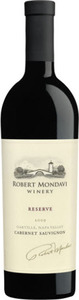 Robert Mondavi Cabernet Sauvignon Reserve 2005, Napa Valley Bottle