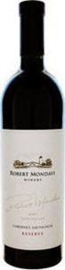 Robert Mondavi Reserve Cabernet Sauvignon 1976, Napa Valley Bottle
