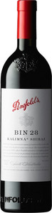 Penfolds Bin 28 Kalimna Shiraz 2018, South Australia Bottle