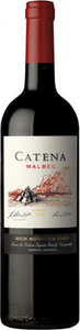 Catena Malbec High Mountain Vines 2018 Bottle