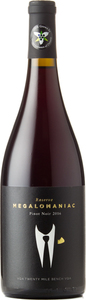 Megalomaniac Reserve Pinot Noir 2018, Twenty Mile Bench VQA Bottle