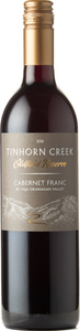 Tinhorn Creek Oldfield Reserve Cabernet Franc 2018, BC VQA Okanagan Valley Bottle