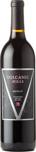 Volcanic Hills Merlot 2015, Okanagan Valley, BcVQA Bottle