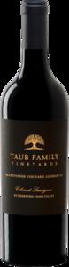Taub Family Beckstoffer Vineyard Georges Iii Cabernet Sauvignon 2017, Napa Valley Bottle