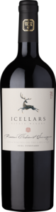 Icellars Reserve Cabernet Sauvignon Icel Vineyard 2017, VQA, Niagara On The Lake Bottle