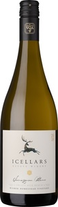 Icellars Sauvignon Blanc Wismer Homestead Vineyard 2019, VQA, Twenty Mile Bench Bottle