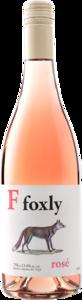 Foxtrot Foxly Rose 2019, BC VQA British Columbia Bottle