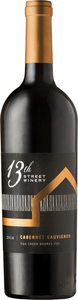 13th Street Reserve Cabernet Sauvignon 2018, VQA Creek Shores Bottle