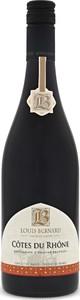 Louis Bernard Côtes Du Rhône Rouge 2018 Bottle