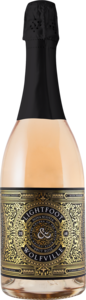 Lightfoot And Wolfville Brut Rosé 2018, Annapolis Valley Bottle