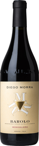 Morra Diego Barolo Docg Monvigliero 2015 Bottle