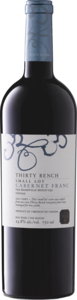 Thirty Bench Small Lot Cabernet Franc 2017, VQA Beamsville Bench Bottle