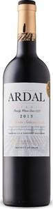 Ardal Crianza 2013, Do Ribera Del Duero Bottle