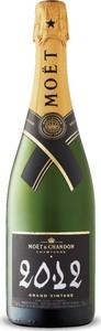 Moet & Chandon Grand Vintage Extra Brut Champagne 2012, Ac Bottle