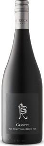 Flat Rock Gravity Pinot Noir 2017, VQA Twenty Mile Bench, Niagara Escarpment, Ontario Bottle