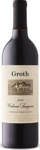 Groth Cabernet Sauvignon 2016, Oakville, Napa Valley, California Bottle