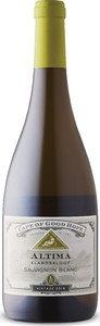 Anthonij Rupert Cape Of Good Hope Altima Sauvignon Blanc 2018, Wo Elandskloof, Western Cape Bottle