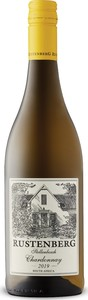 Rustenberg Chardonnay 2019, Wo Stellenbosch Bottle