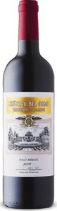 Chãteau Bel Orme Tronquoy De Lalande 2016, Ac Haut Medoc, Bordeaux Bottle