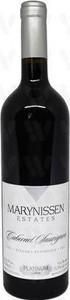 Marynissen Platinum Series Cabernet Sauvignon 2017, VQA Niagara Peninsula Bottle