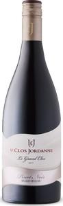 Le Clos Jordanne Le Grand Clos Pinot Noir 2018, VQA Twenty Mile Bench, Niagara Escarpment, Ontario Bottle