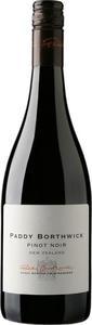 Left Hand Paddy Borthwick Pinot Noir 2018, Wairarapa Bottle
