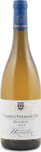 Domaine Hamelin Beauroy Chablis 1er Cru 2018, Ac Burgundy Bottle