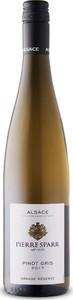Pierre Sparr Réserve Pinot Gris 2018, Ac Alsace Bottle