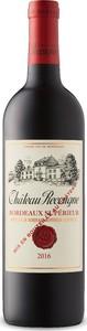 Château Recougne 2017, Ac Bordeaux Supérieur Bottle