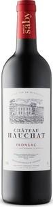 Château Hauchat 2018, Ac Fronsac, Bordeaux Bottle