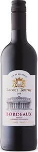 Lacour Tourny Bordeaux Red 2018 Bottle