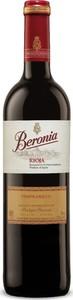 Beronia Tempranillo 2018, Rioja Bottle