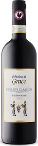 Il Molino Di Grace Chianti Classico 2015, Docg Tuscany Bottle