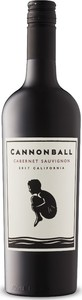 Cannonball Cabernet Sauvignon 2017, California Bottle