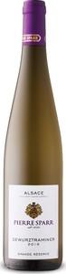 Pierre Sparr Grande Réserve Gewurztraminer 2018, A.O.C. Alsace Bottle