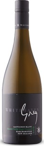 Whitehaven Greg Reserve Sauvignon Blanc 2019, Awatere Single Vineyard, Marlborough, South Island Bottle