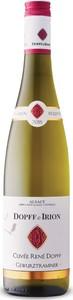 Dopff & Irion Cuvée René Dopff Gewurztraminer 2018, Ac Alsace Bottle