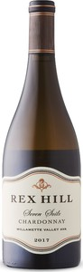 Rex Hill Seven Soils Chardonnay 2017, Willamette Valley, Oregon Bottle
