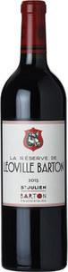 La Réserve De Léoville Barton 2015, Ac St Julien Bottle