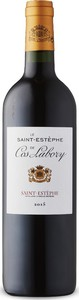 Le Saint Estèphe De Cos Labory 2015, Second Wine Of Château Cos Labory, Ap Saint Estèphe, Bordeaux Bottle