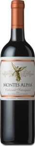 Montes Alpha Cabernet Sauvignon 2018, Colchagua Valley Bottle