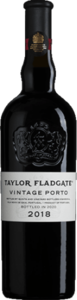 Taylor Fladgate Vintage Port 2018, Douro Valley (375ml) Bottle