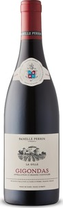 Famille Perrin La Gille Gigondas 2018, Ac, Rhône Bottle