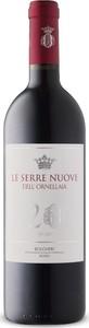 Le Serre Nuove Dell'ornellaia 2018, Doc Bolgheri Rosso, Tuscany Bottle