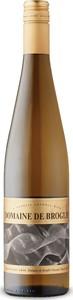 Domaine De Broglie Pinot Gris 2018, Dundee Hills, Willamette Valley, Oregon Bottle