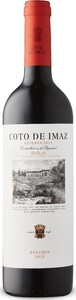 Coto De Imaz Reserva 2015, Doca Rioja Bottle