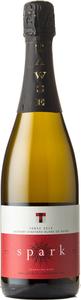 Tawse Spark Laundry Vineyard Blanc De Noirs 2013, Lincoln Lakeshore Bottle