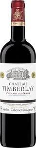 Chateau Timberlay 2016, Ac Bordeaux Superieur Bottle