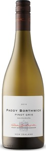 Paddy Borthwick Pinot Gris 2020, Wairarapa Bottle