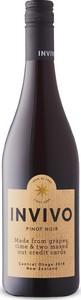 Invivo Pinot Noir 2019 Bottle